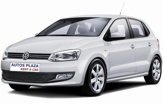 Alquilar VW Polo 1.2 TSI en Tenerife