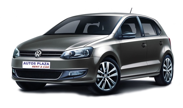 Alquilar VW Polo Automático en Tenerife